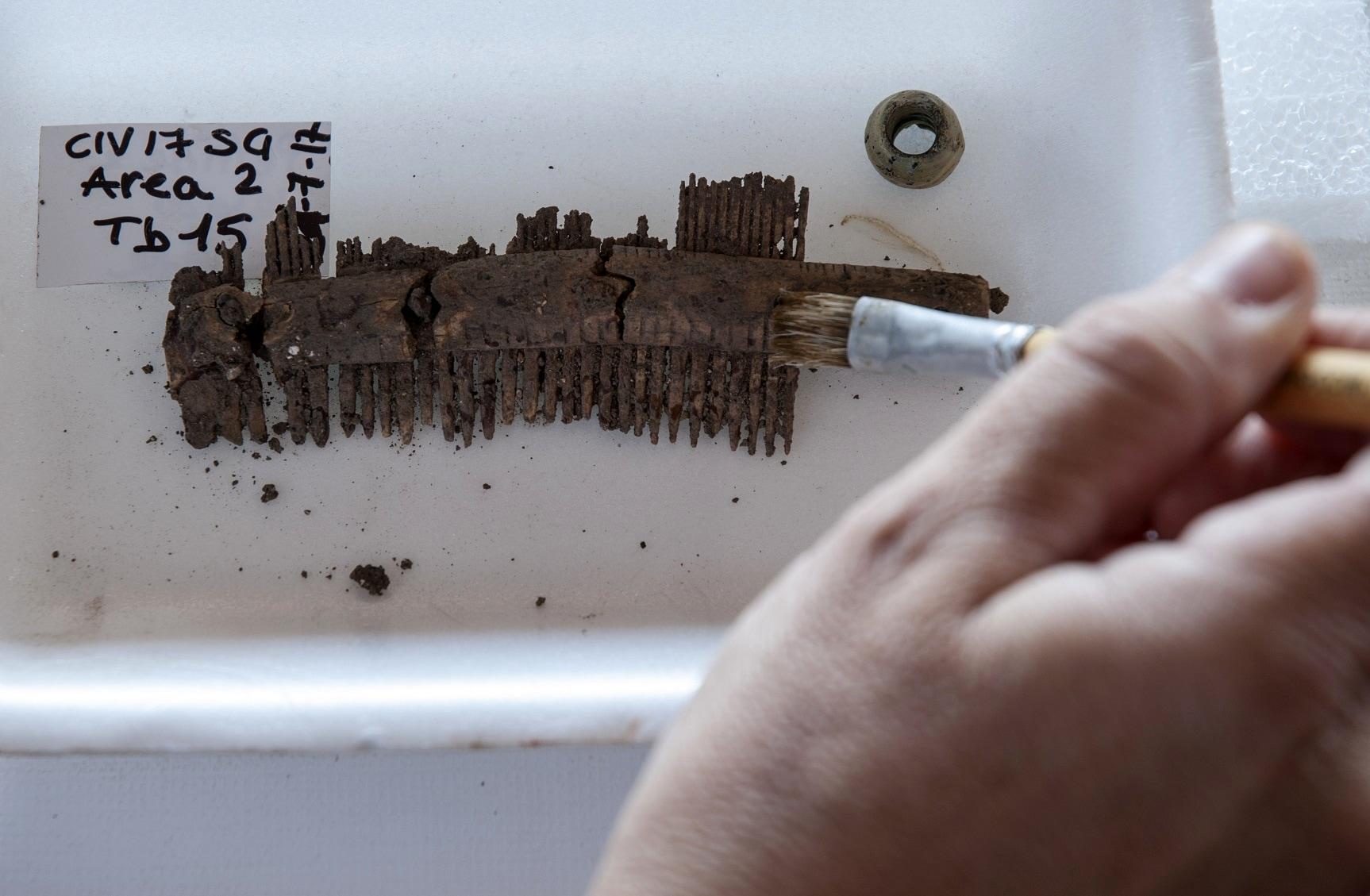 Chiuso lo scavo di Cividale: emersa la complessa stratigrafia antica di Forum Iulii-3