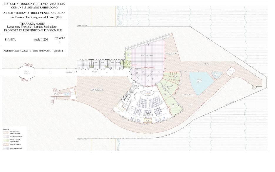 Piano Di Investimenti Per L Arenile Di Lignano Sabbiadoro