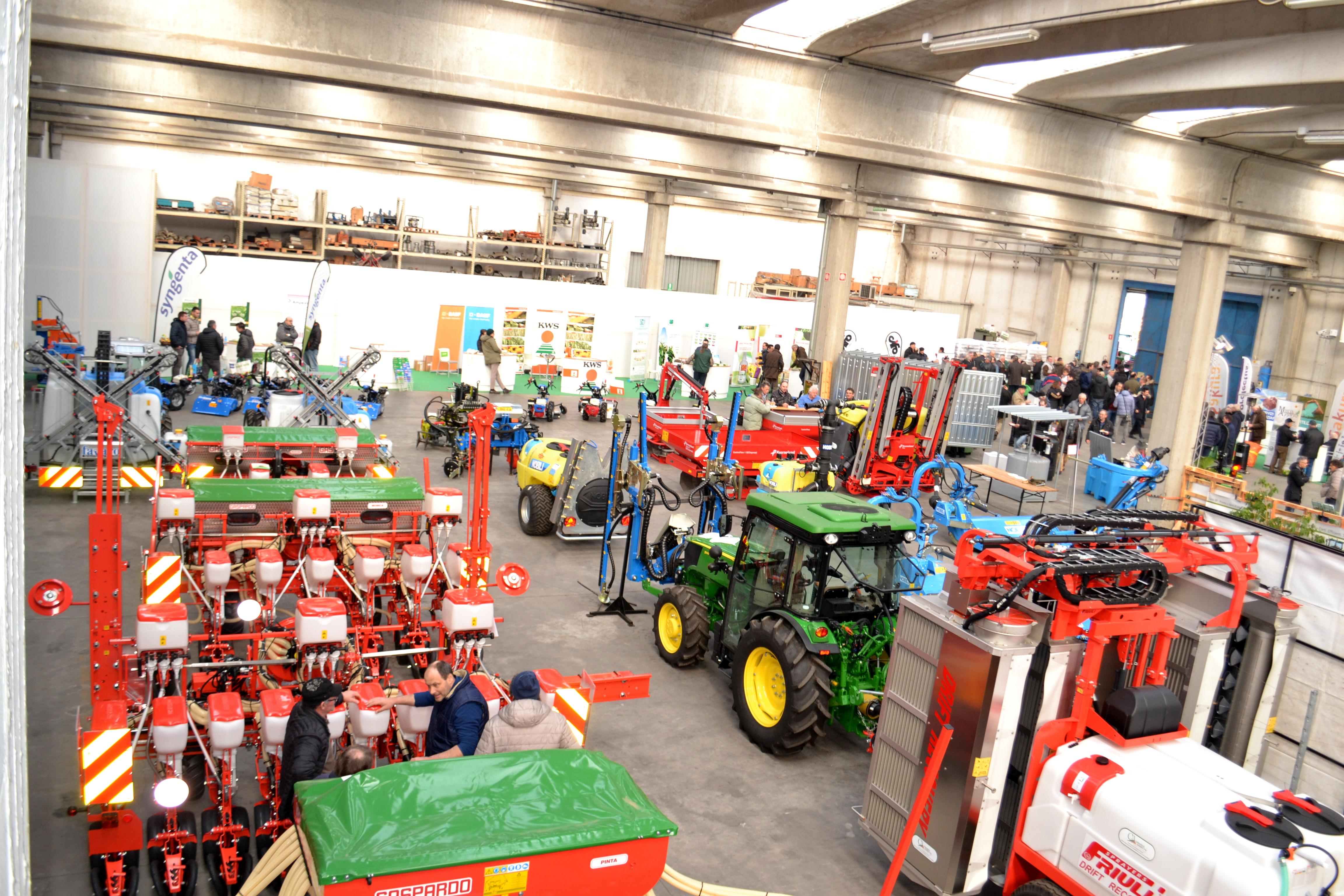 Droni in agricoltura, a Basiliano le Porte Aperte del Consorzio Agrario Fvg-2