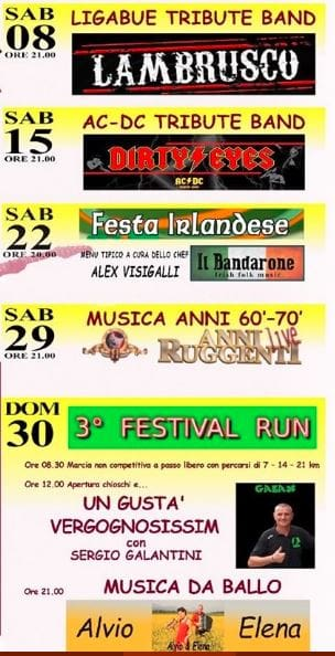 Programma FestivalParc 2019-2
