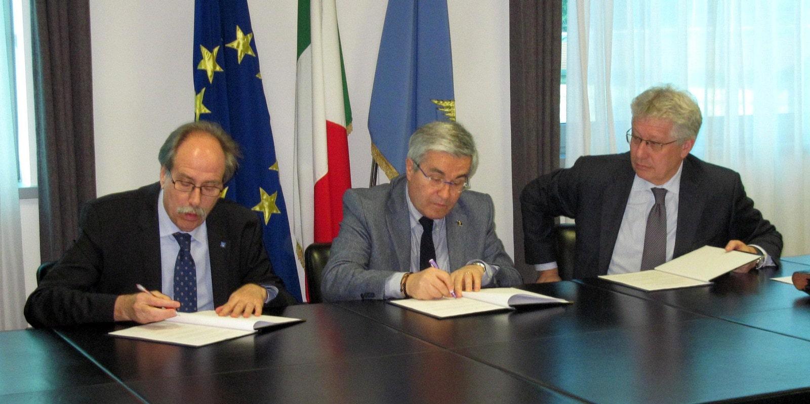 Porzûs, siglato l'accordo per la valorizzazione che prevede anche la concessione in uso delle malghe all'Associazione Partigiani Osoppo -2