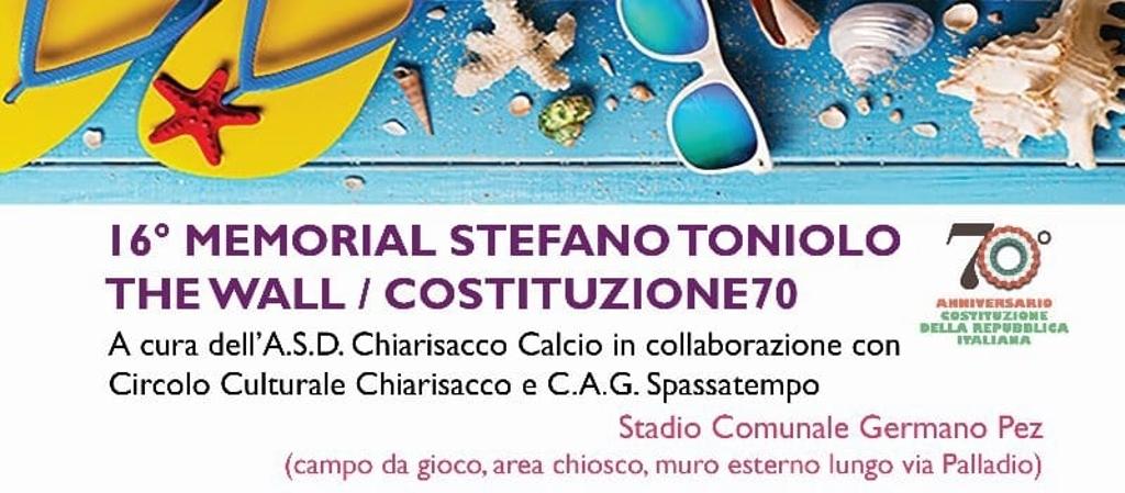 dj tubet live@ memorial s.toniolo/the wall/costituzione 70 - san giorgio di nogaro
