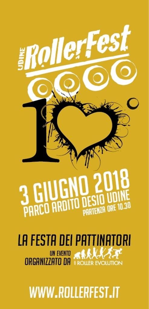 10° Udine Roller Fest