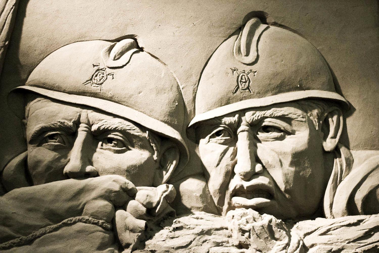Presepe di Sabbia di Lignano: superate le 35 mila visite-3