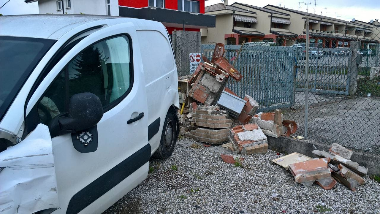 incidente Tricesimo 2-2