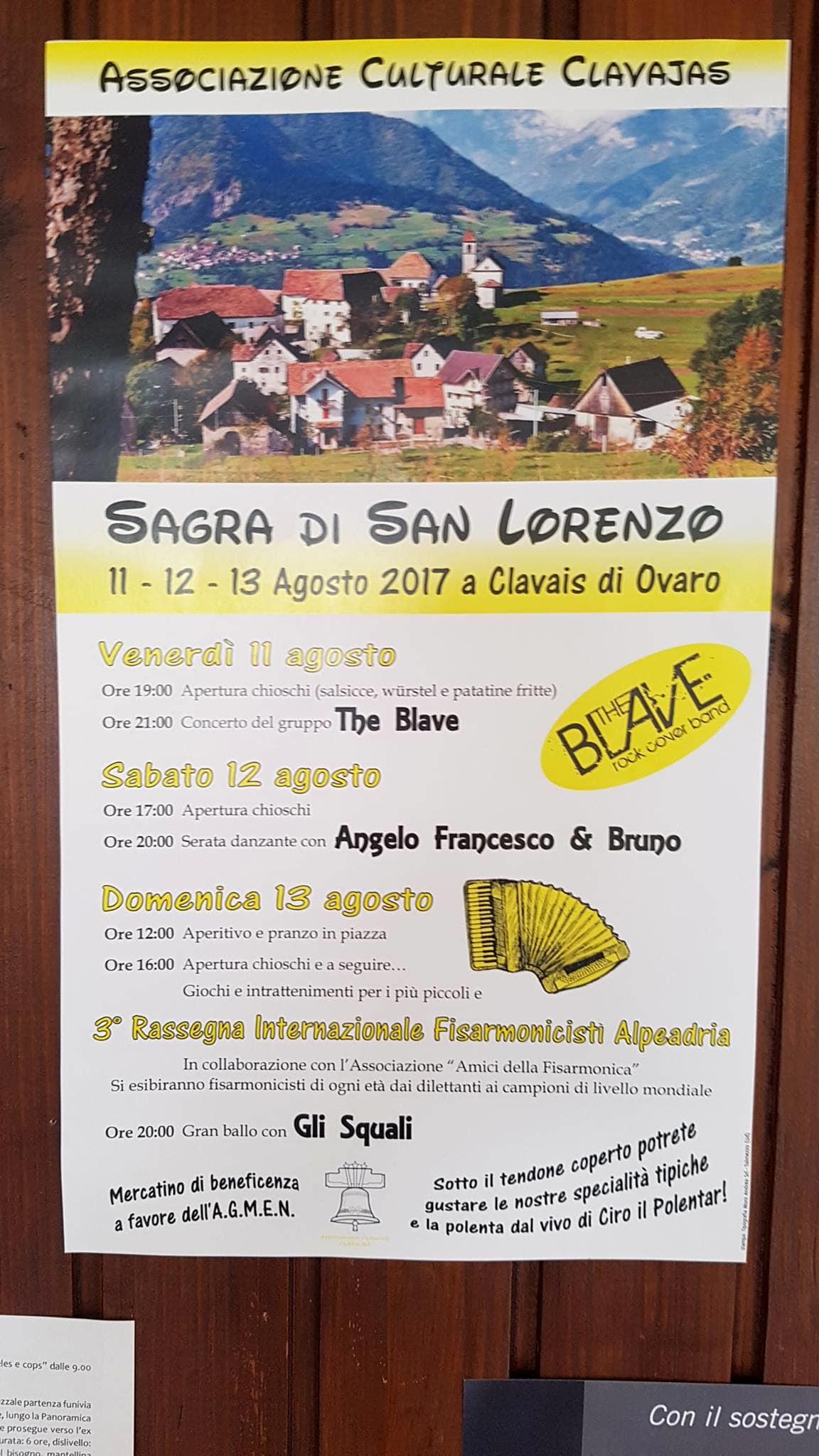 Sagra di San Lorenzo a Clavais di  Ovaro-2