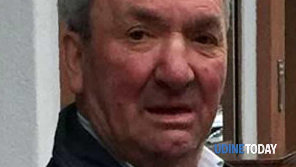 effettuata l'autopsia sulla salma di angelo fantelli,  il 68enne di tarcento travolto da un'auto: giovedi' i funerali-2