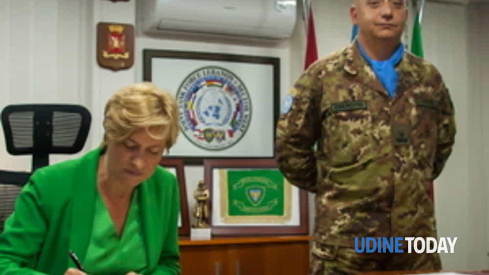 libano: ministro della difesa – roberta pinotti-5