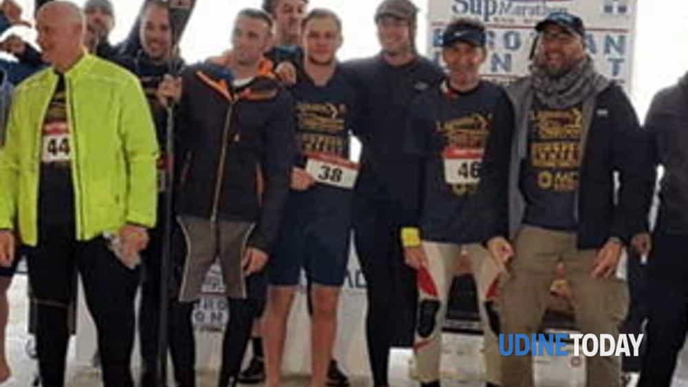 una sup marathon estrema a lignano ud domenica 12 maggio-7