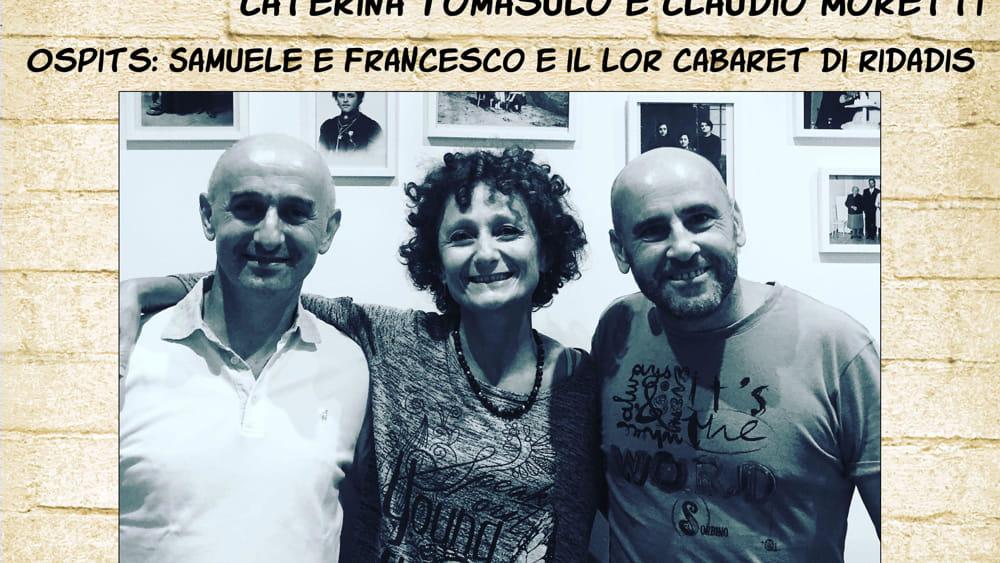 """Caterina Tomasulo, Claudio Moretti, Tiziano Cossettini, Valentino Zucchiatti Onlus""""-2"""