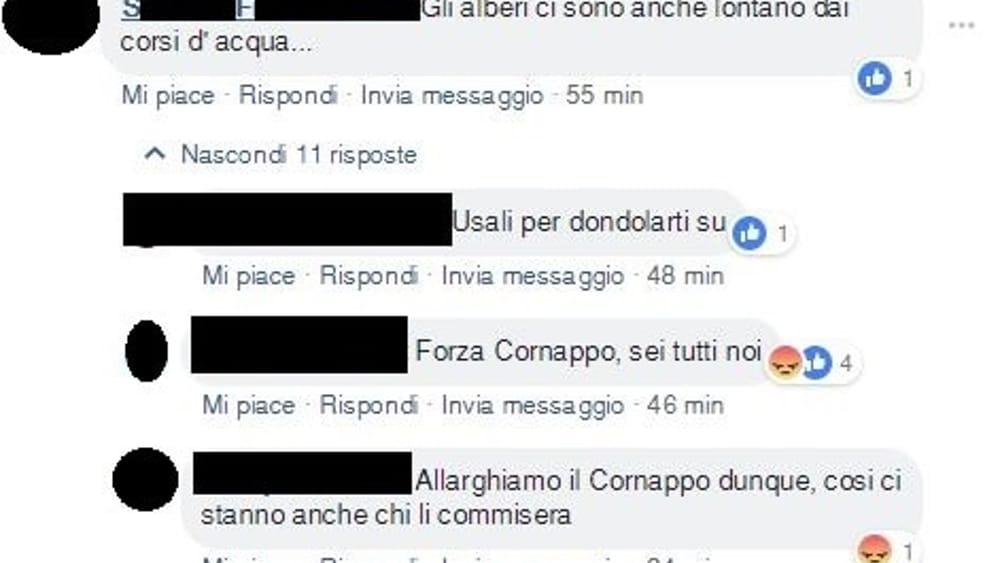 Giovane migrante annega in un torrente e su Facebook qualcuno esulta-3