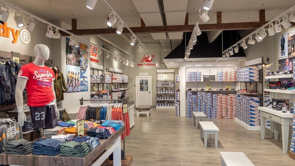 Due nuovi store con brand internazionali al Palmanova Outlet