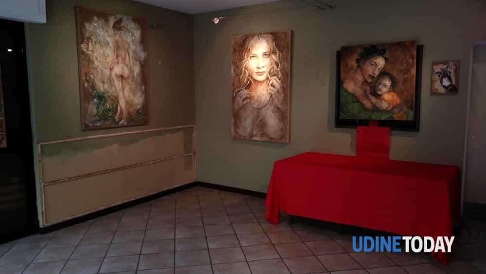 mostra della pittrice francesca cecchini a palazzolo.-2