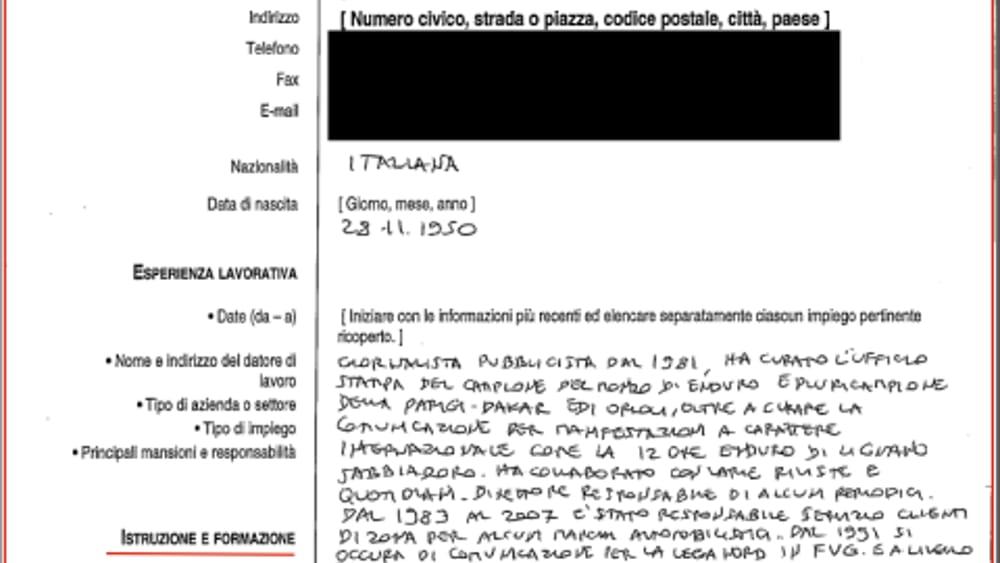 Curriculum Vitae Mario Pittoni-2
