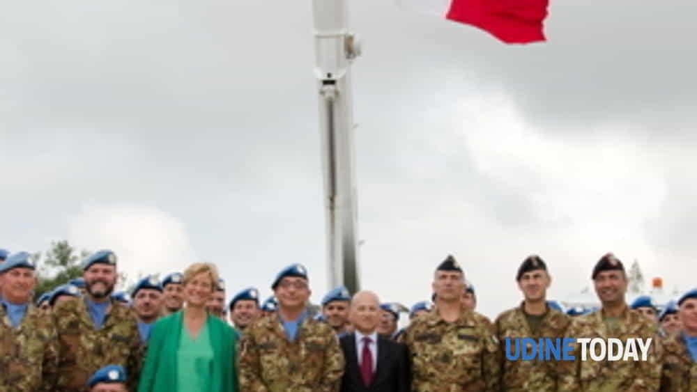 libano: ministro della difesa – roberta pinotti-2