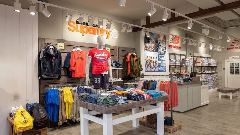 buy online 17ec4 04f33 Due nuovi store con brand internazionali al Palmanova Outlet ...