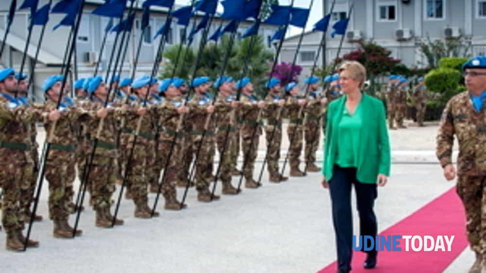 libano: ministro della difesa – roberta pinotti-6
