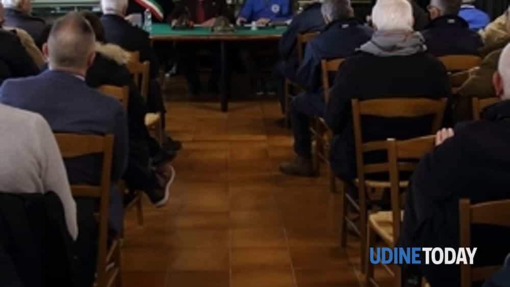 alpini di san giorgio di nogaro sempre al servizio della collettività: nel 2018 donate 3500 ore-5