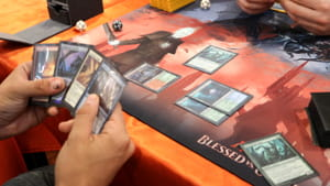 "magic prerelease ""trono di eldraine"" da am giochi e fumetti-3"