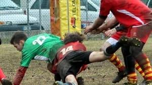 bagnaria di nuovo al centro per l'attività di area rugby u14-5