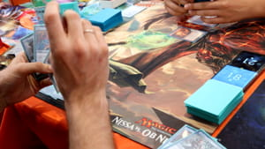 "magic prerelease ""trono di eldraine"" da am giochi e fumetti-5"
