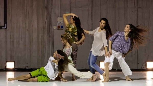 "Arearea, danza a Cervignano con ""le quattro stagioni: from summer to autumn"""