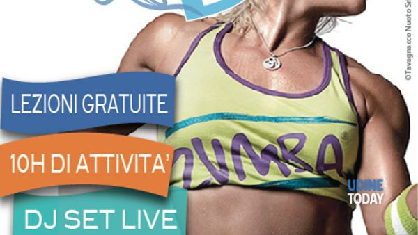 Fitness day Aquarius a Magnano