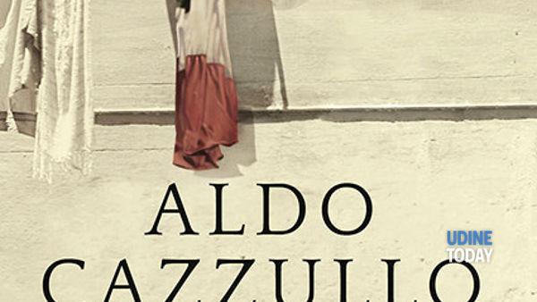 Udine, presentazione del nuovo libro di Aldo Cazzullo