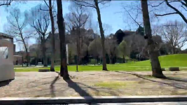 """""""Lockdown: voci e immagini di una città chiusa per virus"""", il documentario di Orioles su Udine"""