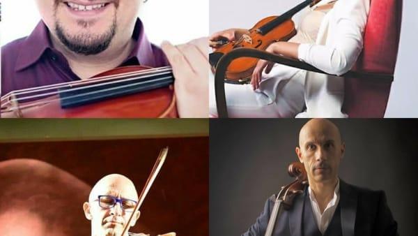 Amici della Musica: ultimo appuntamento dell'anno con I Solisti dell'Orchestra di Sanremo