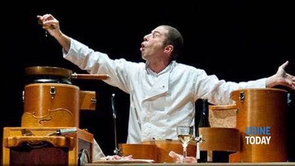 A Premariacco una serata con Giancarlo Bloise e lo spettacolo 'CucinarRamingo'