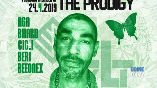 Hat party prodigy dj set con Leeroy Thornhill
