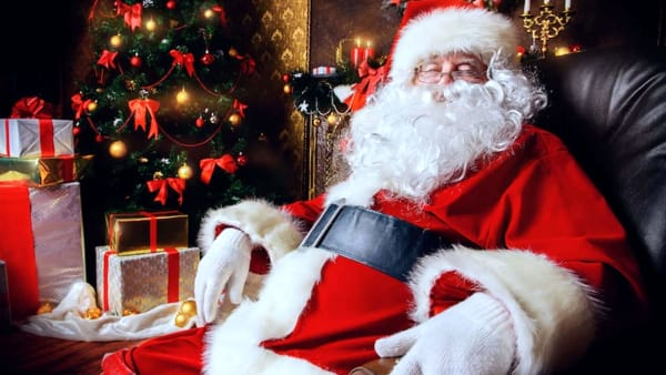 A Paderno arriva Babbo Natale