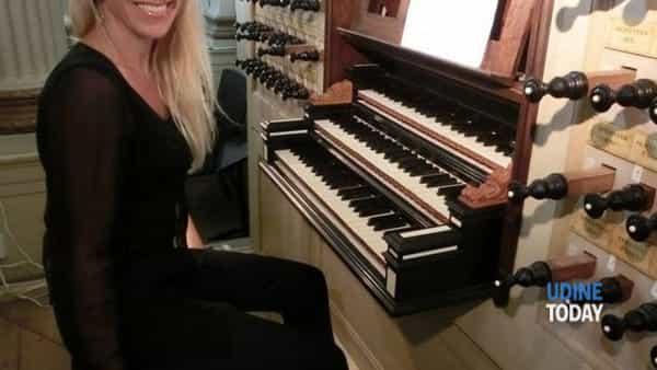 Silvia Tomat: concerto organistico a Cercivento per il Natale