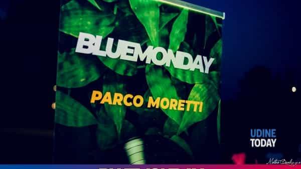 Bluemonday al Parco Moretti
