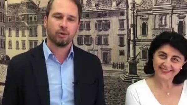 """""""Vinci Shaurli"""", così il segretario regionale PD """"scimmiotta"""" il Ministro Salvini"""