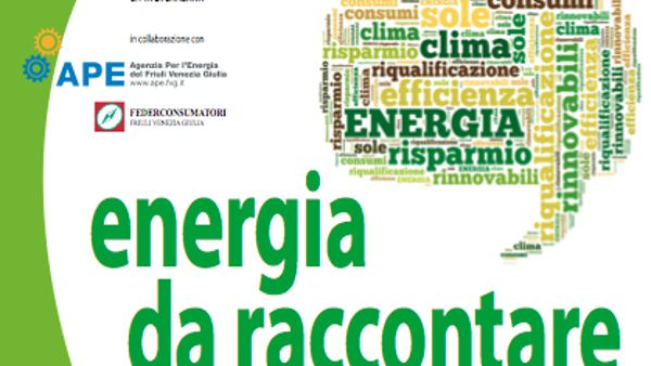 """Energia da raccontare"" a Latisana, con Massimo Cirri"