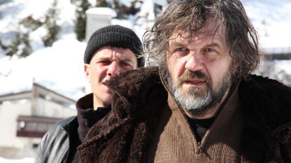 Il regista Claudio Noce, a Udine, con 'La foresta di ghiaccio'