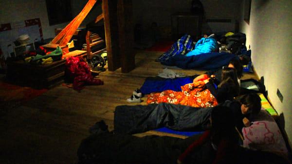 Notte all'antico mulino di Adegliacco: ultimi giorni