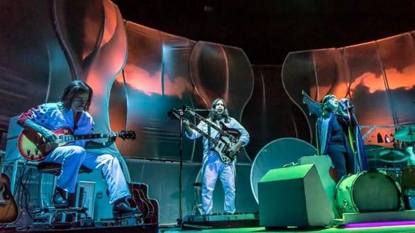 Tributo ai Genesis al Giovanni da Udine con i The Musical Box