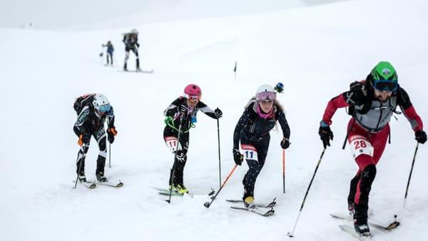 64esima Scialpinistica del Monte Canin 2020