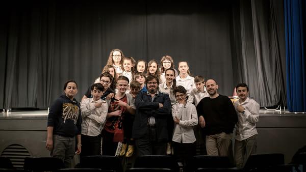 """Diecipiù: a Udine il """"festival finale"""" con i saggi degli studenti. Ospite d'onore, Giuseppe Battiston"""