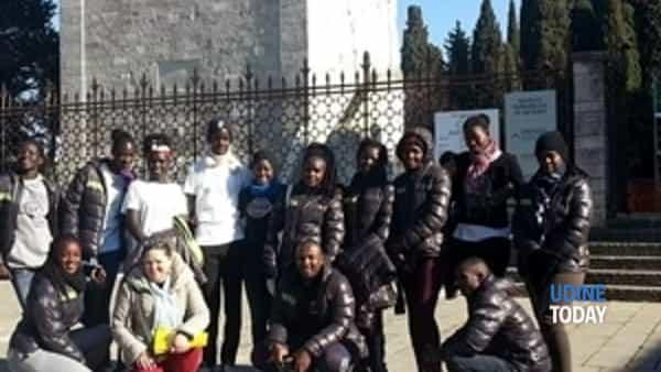 juvenilia volley ospita la squadra universitaria ugandese-3