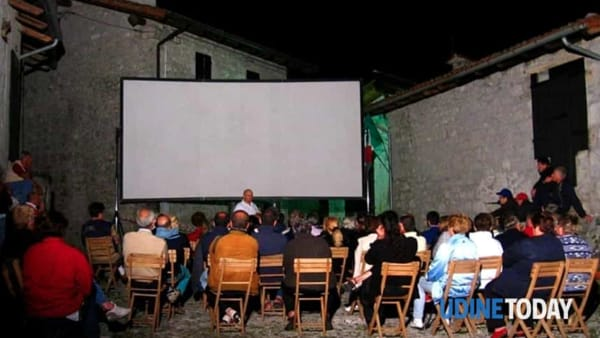 Cinema all'aperto in città e nei paesi: la programmazione
