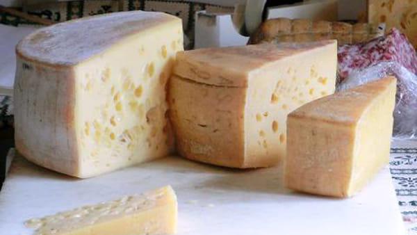Festa del formaggio di malga e dei piccoli frutti 2019 a Lateis