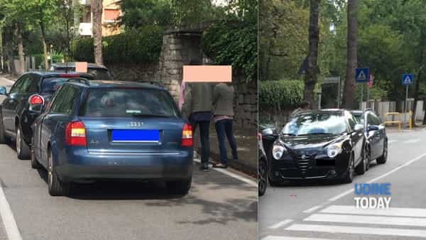 FOTONOTIZIA Incidente in via Bernardinis