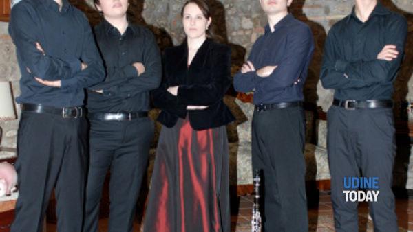 Il quintetto di fiati August Klughardt a Precenicco