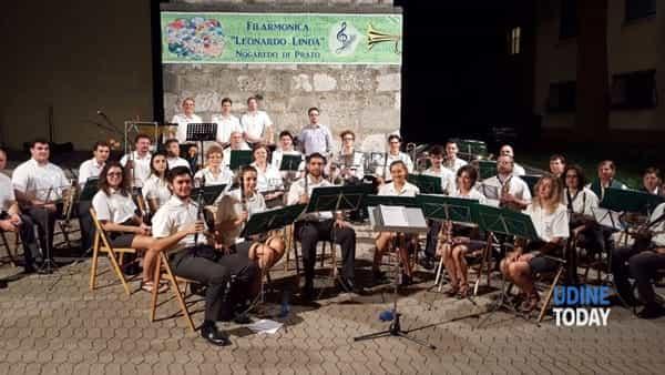 Concerto del perdon a Nogaredo di Prato