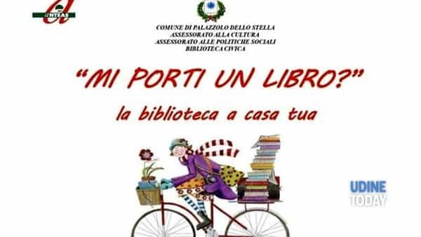 """""""Mi porti un libro?"""", la biblioteca a casa tua"""
