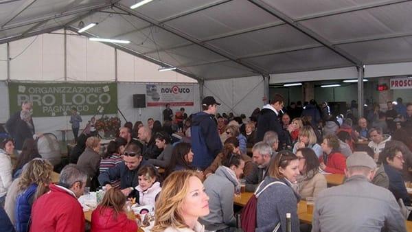 Festa campestre di Primavera a Fontanabona di Pagnacco